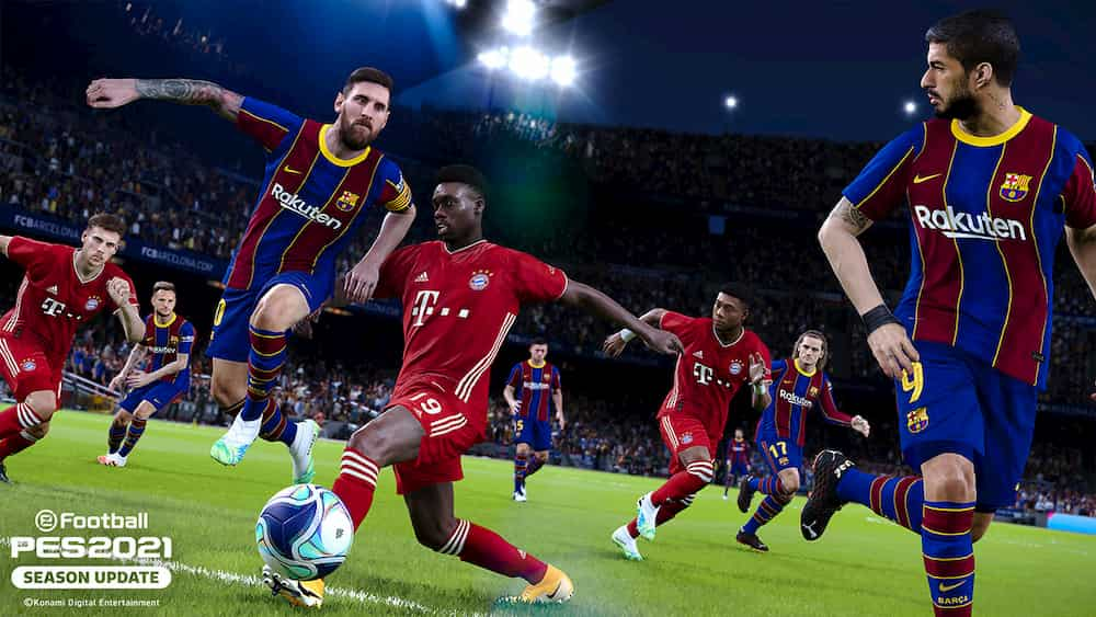 Pes 2021 Pc Requirements